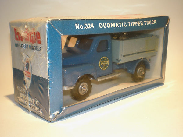 Budgie No.324 Duomatic Tipper Trick
