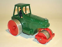 Budgie No.701 Aveling Barford Road Roller