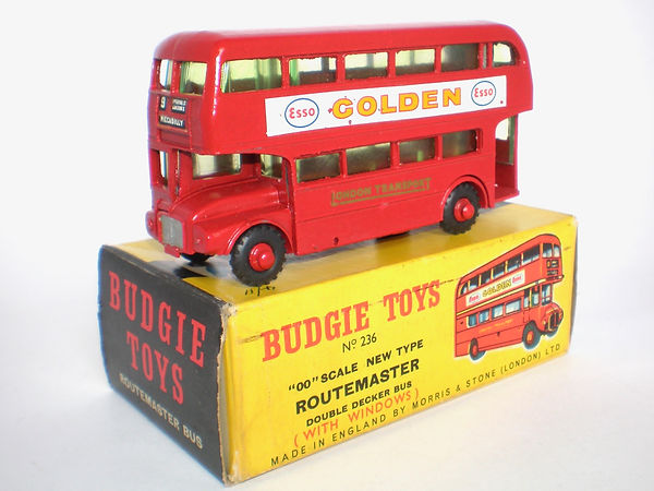Budgie No.236 Routemaster Bus (Series 1)
