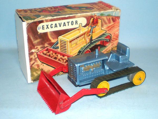 Benbros Qualitoys Excavator