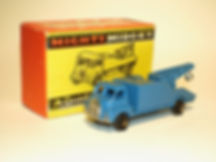 Benbros Mighty Midget No.33 Breakdown Lorry