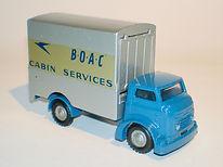 Budgie No.302 B.O.A.C Cabin Service Lift Truck
