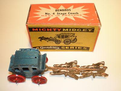 Benbros Mighty Midget No.4 Stage Coach