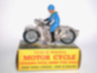 Benbros Qualitoys Motorcycle Rally Rider