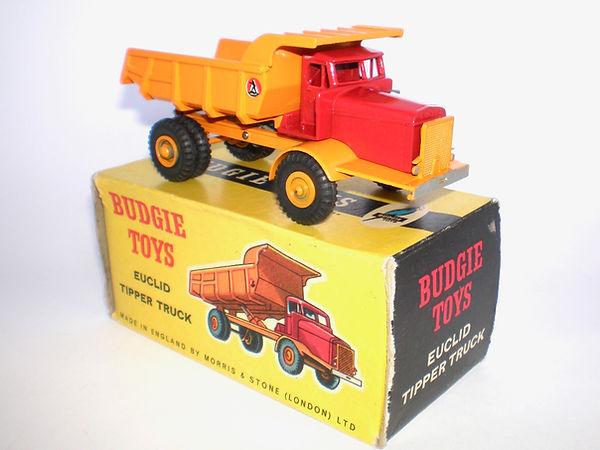 Budgie Toys No.242 Euclid Tipper Truck