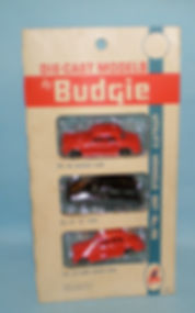 Budgie Miniatures No.98B Utility Vehicle Setr