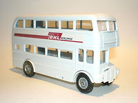 Budgie No.707 Routemaster Bus - DHL