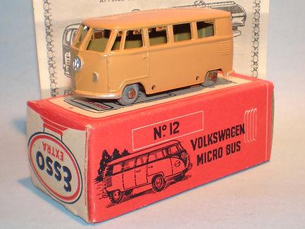 Morestone Esso Petrol Pump Series No.12 VW Micro Bus