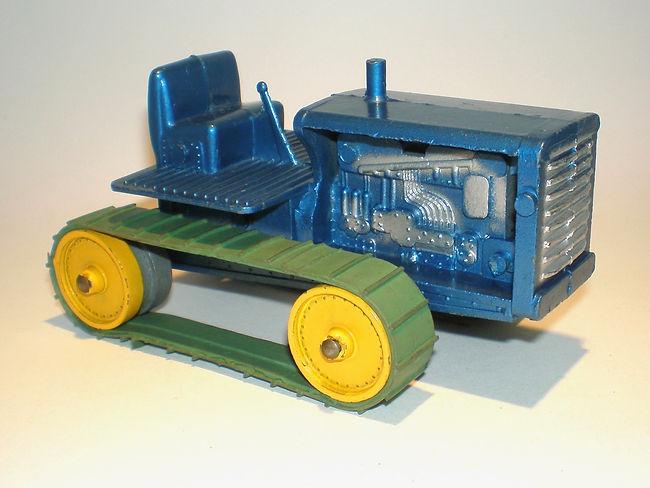 Benbros Qualitoys Caterpillar Tractor