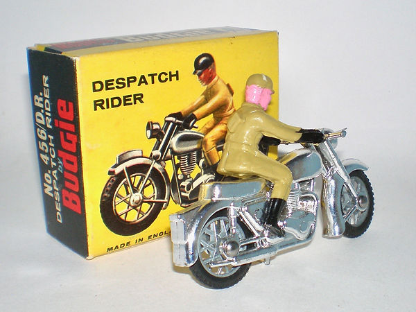 Budgie No.456/DR Despatch Rider (Series 2)