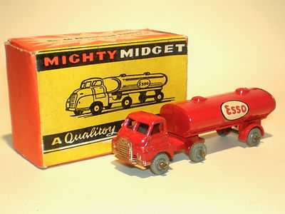 Benbros Mighty Midget No.46 Articulated Petrol Tanker