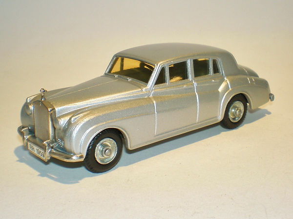 Budgie No.102 Rolls Royce Silver Cloud