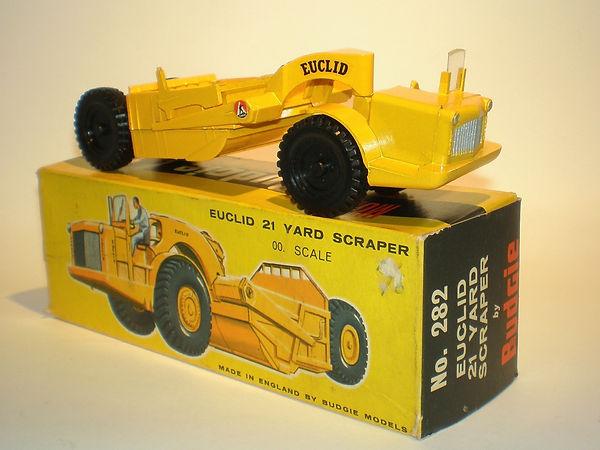 Budgie No.282 Euclid 21 Yard Scraper