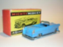 Benbros Mighty Midget No.40 Ford Convertible