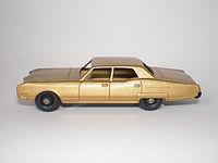 Budgie Miniatures No.21b Oldsmobile Sedan