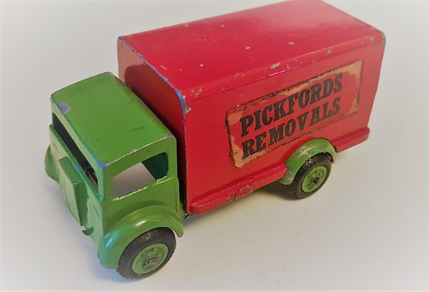 Benbros Qualitoys Delivery Van 'Pickfords'
