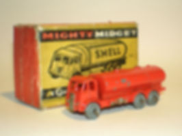 Benbros Mighty Midget No.22 Petrol Tanker