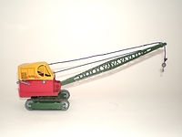 Benbros Qualitoys No.310 Medium Crane