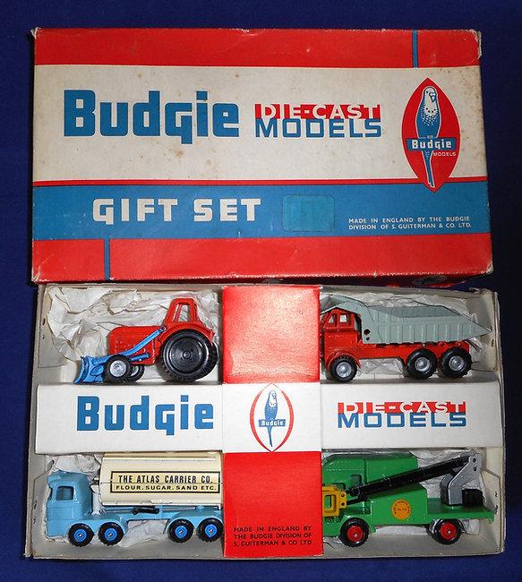 Budgie Gift Set No.4 (Series 2)