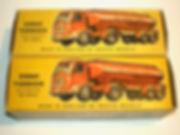 Budgie No.270 Esso Tanker boxes