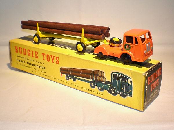 Budgie No.230 Timber Transporter