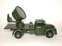 Benbros Qualitoys A104 Mobile Searchlight