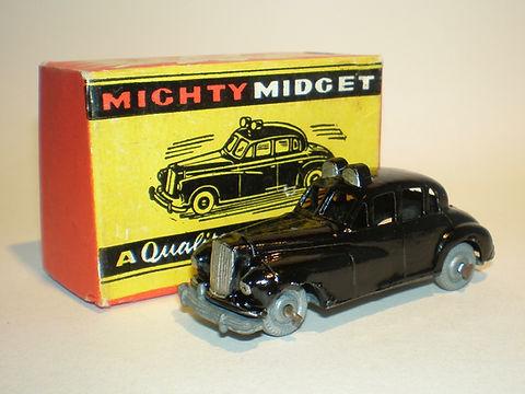 Benbros Mighty Midget No.37 Police Car