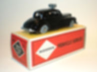 Budgie No.5 Police Car - gpw, Modern type 1 box