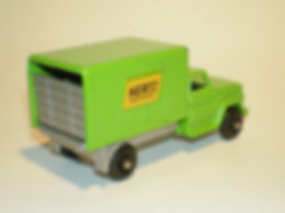 Budgie Miniatures No.56 Hertz Truck - green