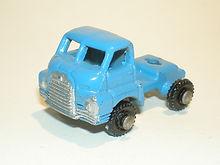 Benbros Nos.43-48 Bedford Cab - pale-blue