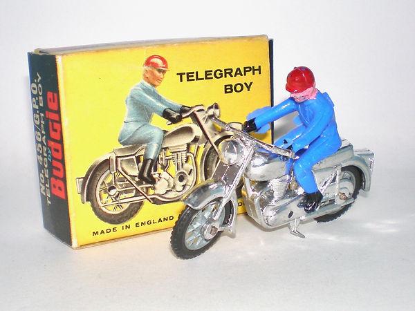 Budgie No.456/GPO Telegraph Boy (Series 2)