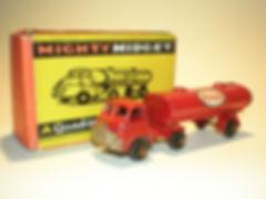 Benbros Mighty Midget No.46 Petrol Tanker