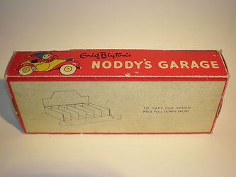 Morestone Noddy's Garage - box base