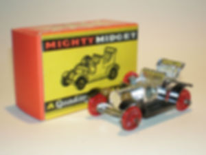 Benbros Mighty Midget No.25 Spyker