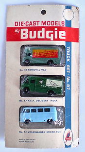 Budgie No.97 Series 2 Truck Set