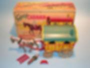 Morestone Gypsy Caravan