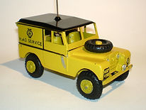 Morestone AA Road Service Land Rover (large)