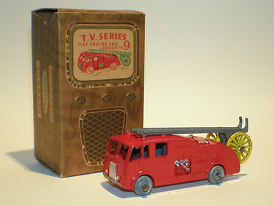 Benbros TV Series No.9 Fire Engine