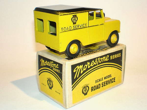 Morestone AA Road Service Land Rover