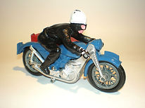 Budgie No.266 Express Delivery Sidecar Outfit Motorcycle