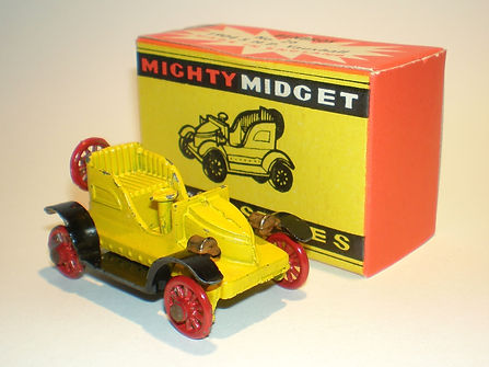 Benbros Mighty Midget No.26 1904 5HP Vauxhall