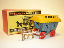 Benbros Mighty Midget No.5 Gypsy Caravan