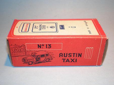 Morestone Esso Petrol Pump Series No.13 box