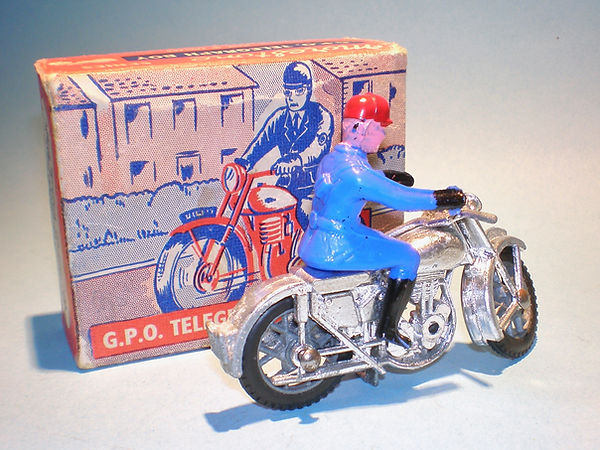Budgie No.456/GPO Telegraph Boy (Series 1)