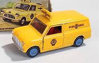 Benbros Zebra Toys AA Mini Van