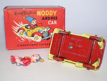 Morestone Budgie Noddy and His Car