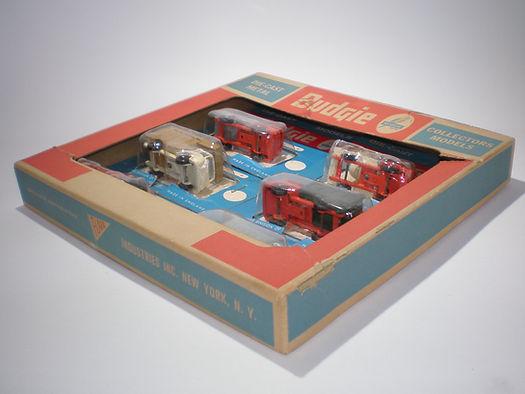 Budgie Miniatures 'Collectors Models' Set