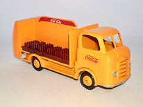 Budgie No.228 Coca-Cola Van