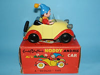 Morestone Budgie Noddy & His Car (large version)