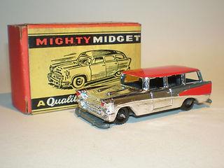 Benbros Mighty Midget No.16b Station Wagon